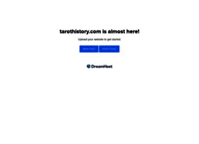 tarothistory.com