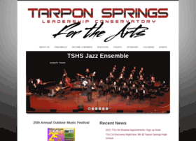tarponspringsband.com
