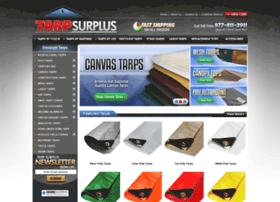 tarpsurplus.com