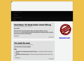 tarsandsaction.org