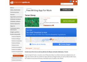 tarzan-disney.programasgratis.es