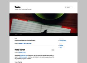 tasim17.wordpress.com