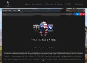 taskforcerazor.com
