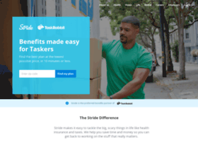 taskrabbit.stridehealth.com