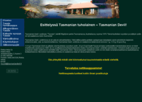 tasmaniandevil.fi