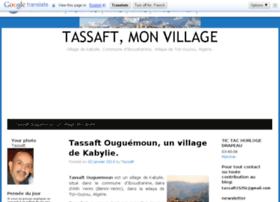 tassaft.blogs-de-voyage.fr
