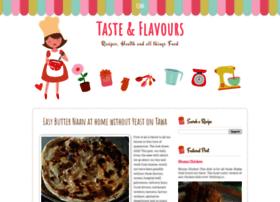 tasteandflavours.com