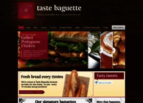 tastebaguette.com