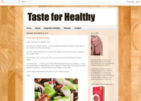 tasteforhealthy.blogspot.co.uk