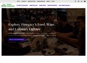 tastehungary.com