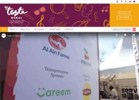 tasteofdubaifestival.com