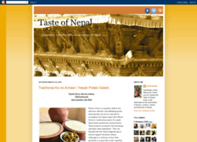 tasteofnepal.blogspot.de