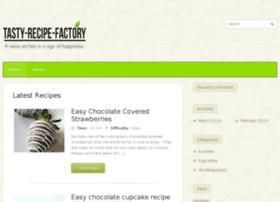 tastyrecipefactory.com