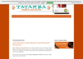 tatambadecoracion.blogspot.com