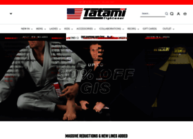 tatamifightwear.com