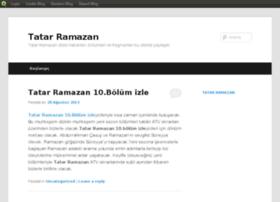 tatarramazanizle.blog.com