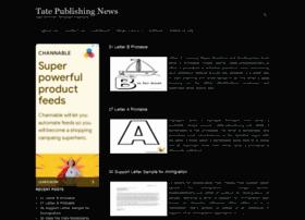 tatepublishingnews.com