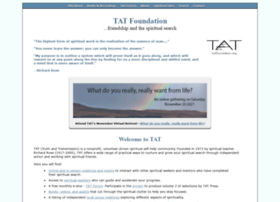 tatfoundation.org