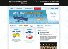 taticketprinting.com