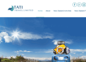 tatitravel.com