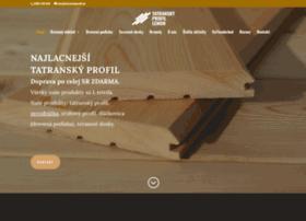 tatranskyprofil.com
