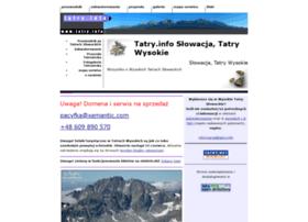 tatry.info