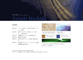 tatsuki-machida.com