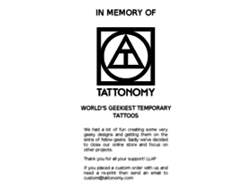 tattonomy.com