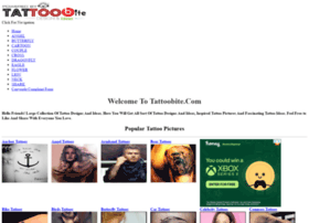 tattoobite.com