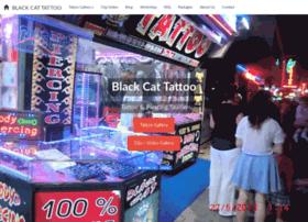 tattooblackcat.com