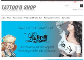 tattoodshop.com