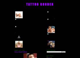 tattoogonder.blogspot.com