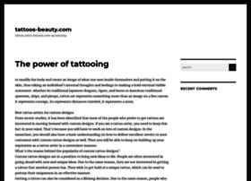 tattoos-beauty.com