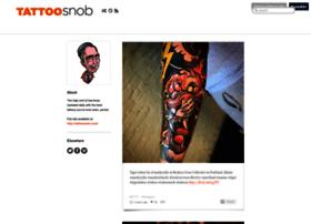 tattoosnob.tumblr.com