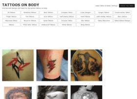 tattoosonbody.com
