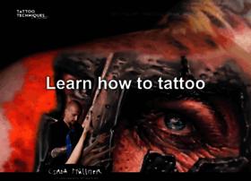 tattootechniques.com