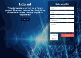 tattos.net