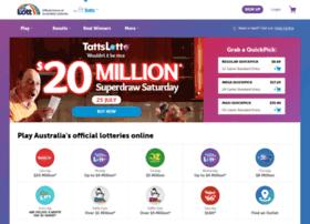 tatts.com.au
