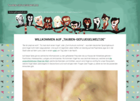 tauben-gefluegelwelt.de