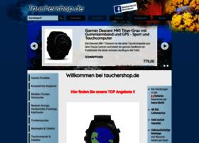 tauchershop.de