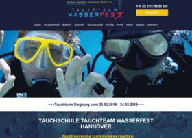 tauchteam-wasserfest.com