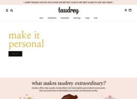 taudrey.com