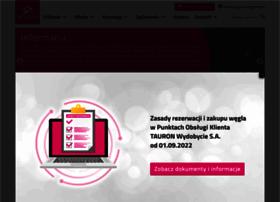tauron-wydobycie.pl