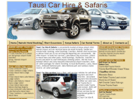 tausicarhirensafaris.com