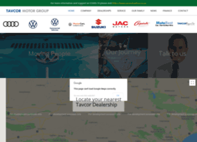 tavcormotorgroup.co.za