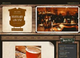 tavernhistory.com
