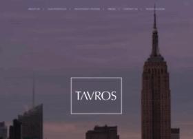 tavroscapital.com