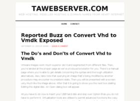 tawebserver.com