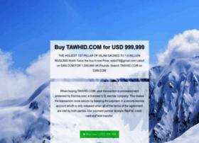 tawhid.com