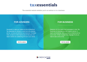 tax-essentials.indicator.co.uk